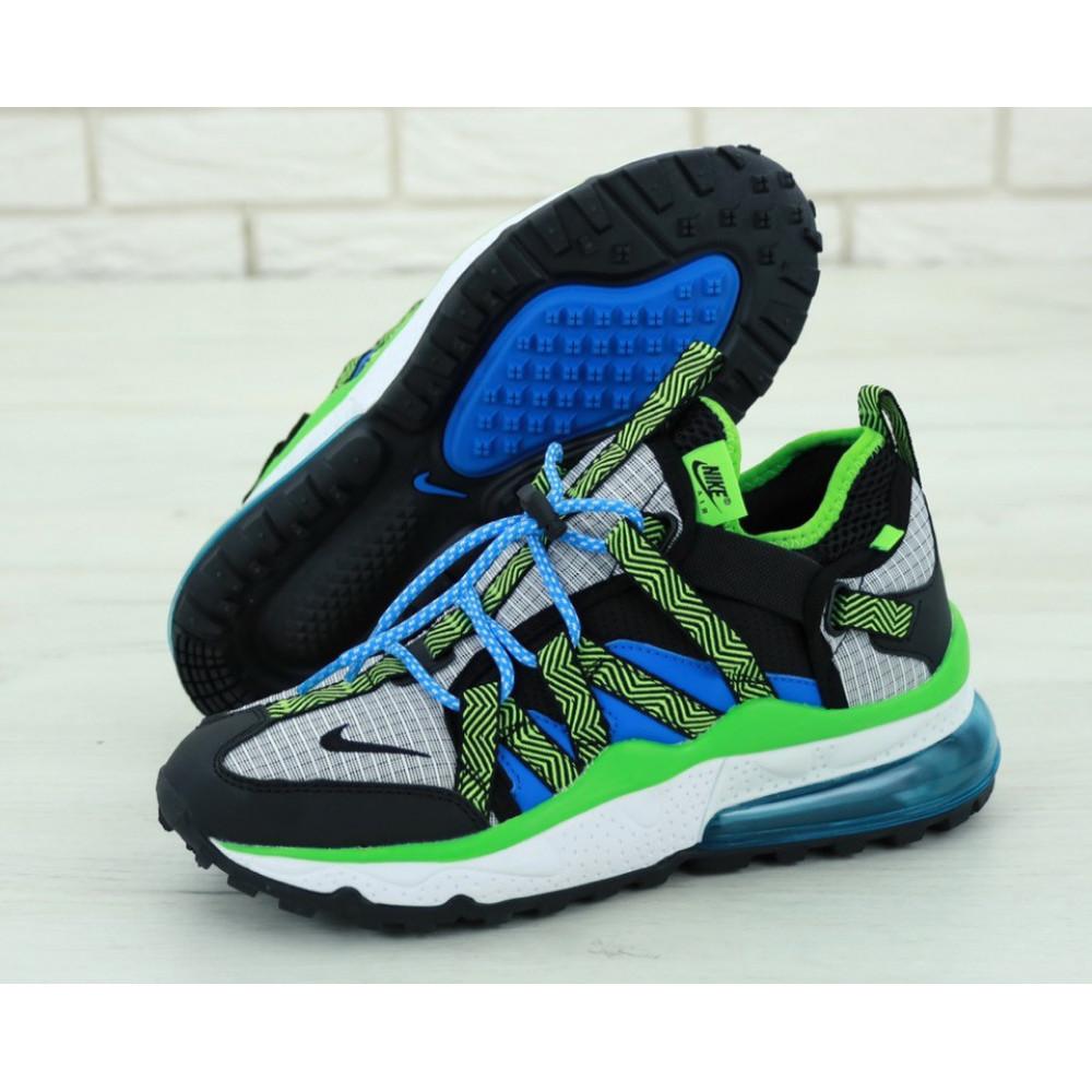Демисезонные кроссовки мужские   - Мужские кроссовки Nike Air Max 270 Bowfin 1