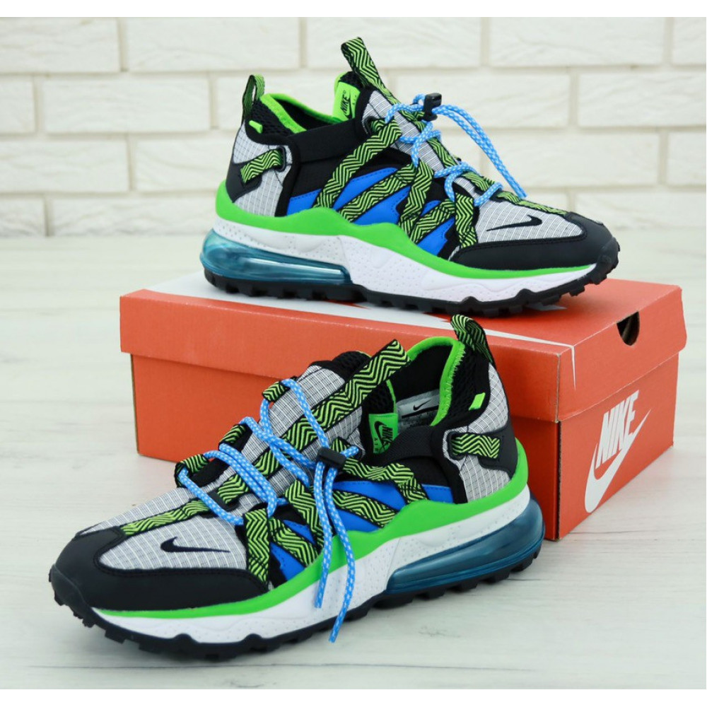 Демисезонные кроссовки мужские   - Мужские кроссовки Nike Air Max 270 Bowfin 3