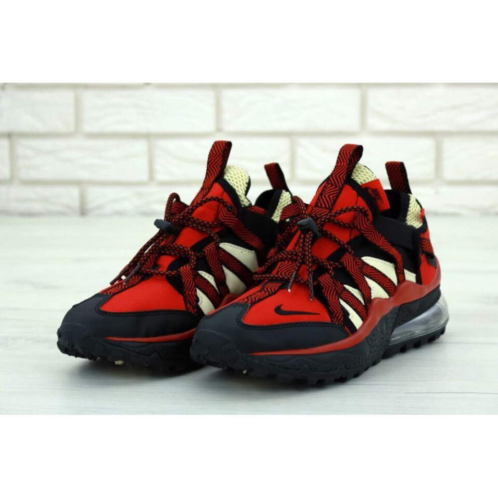 Демисезонные кроссовки мужские   - Мужские кроссовки Air Max 270 Bowfin Красные 2