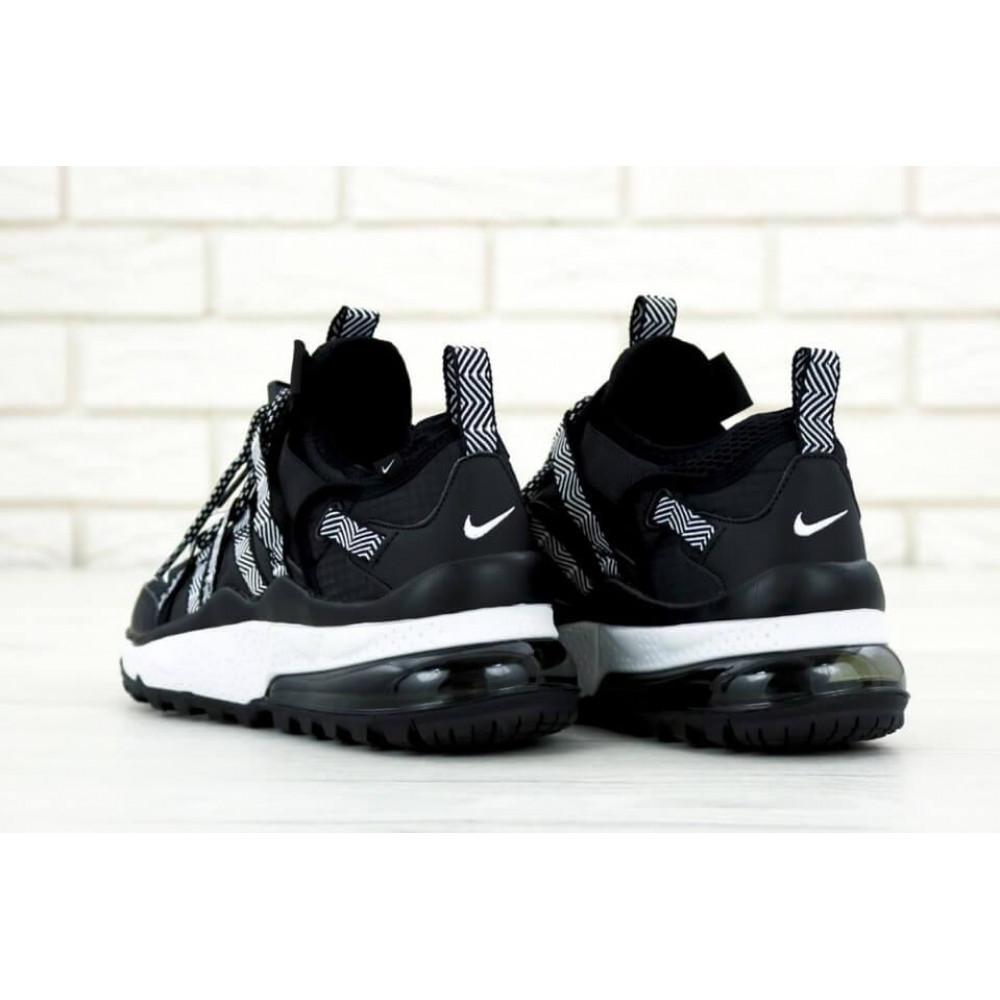Демисезонные кроссовки мужские   - Кроссовки Найк Аир Макс 270 Bowfin Черные 3