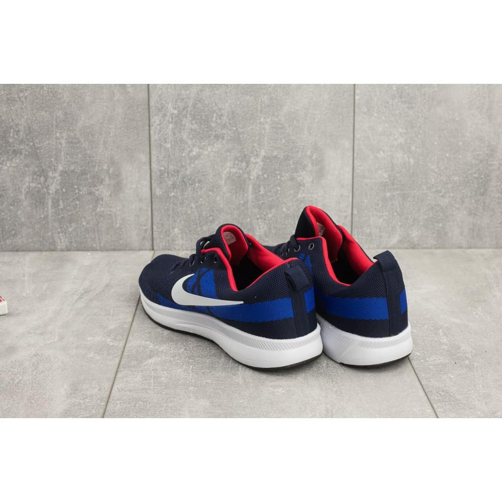 Беговые кроссовки мужские  - Мужские кроссовки текстильные весна/осень синие Ditof A 957 -3 3