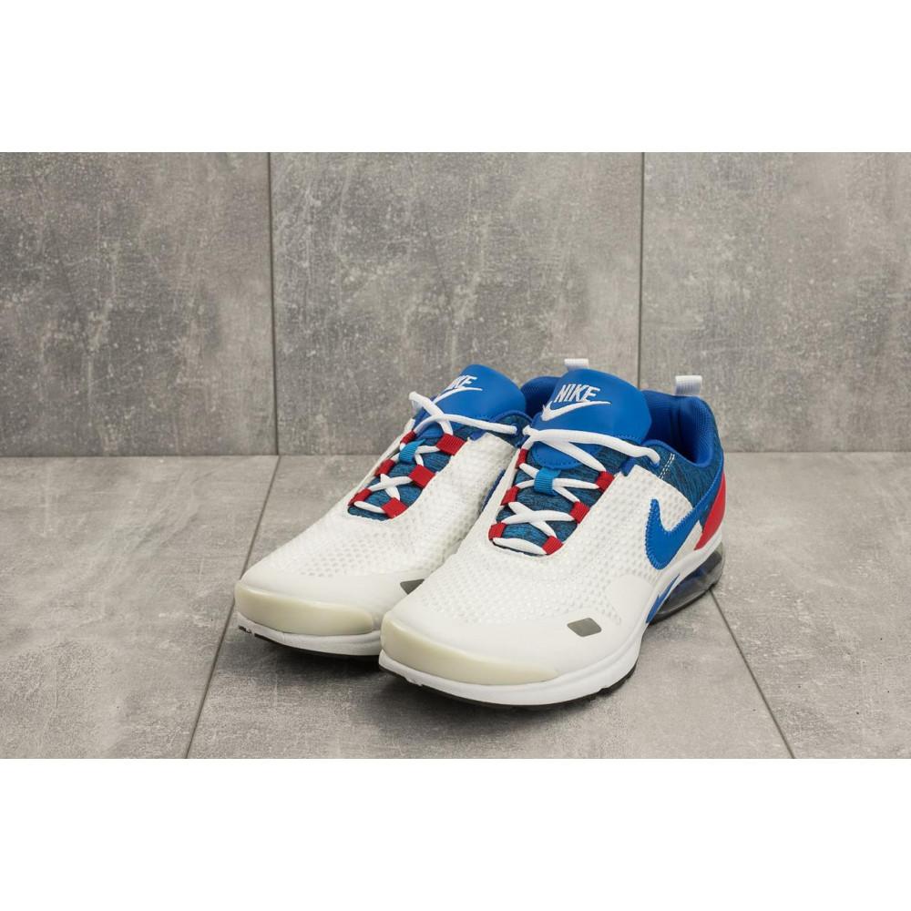 Демисезонные кроссовки мужские   - Мужские кроссовки текстильные весна/осень белые Baas А 369 -4 1