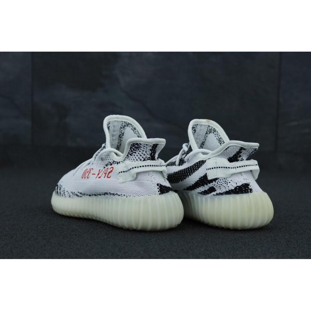 Демисезонные кроссовки мужские   - Кроссовки Adidas Yeezy Boost 700 Light Grey 4