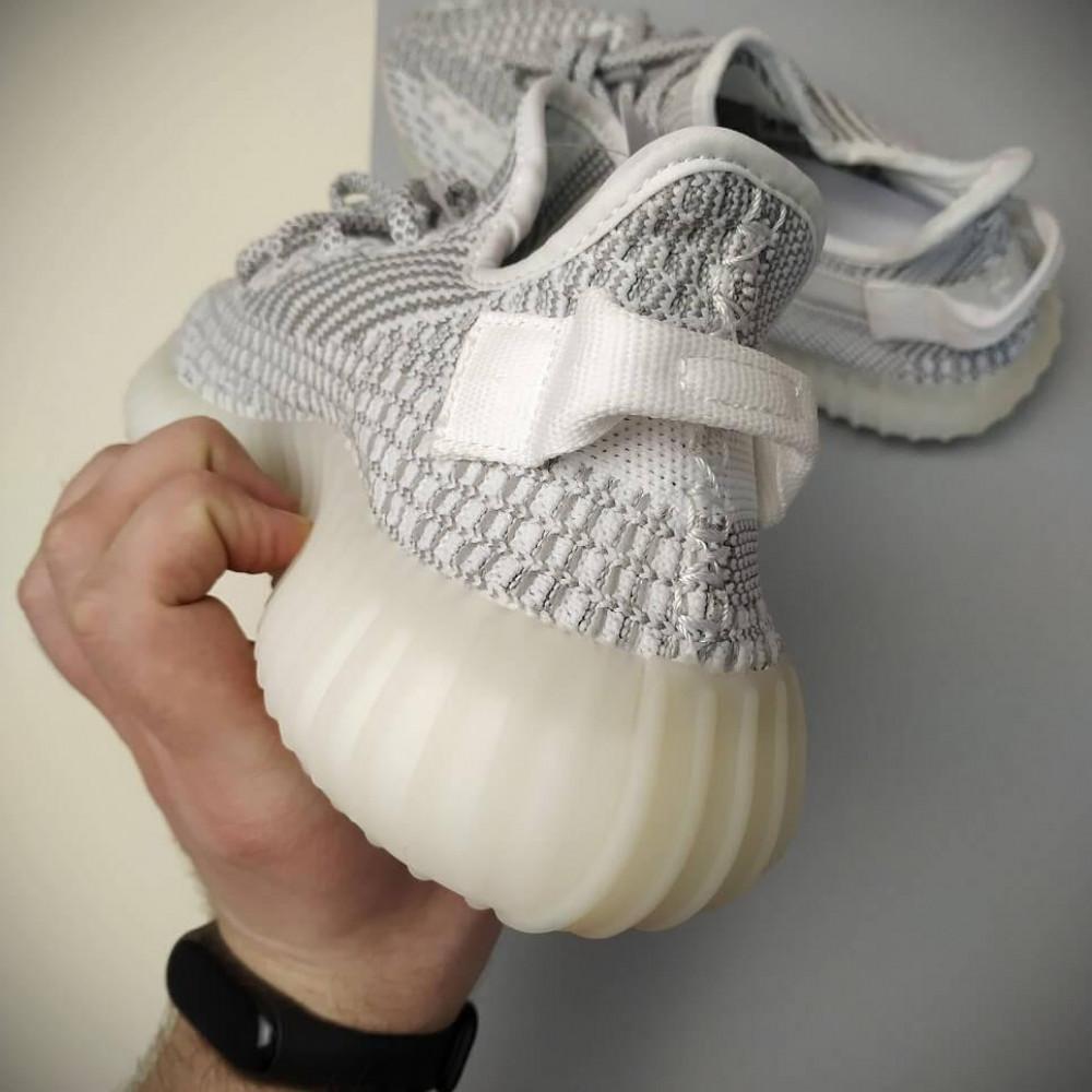 Летние кроссовки мужские - Кроссовки Adidas Yeezy 350 V2 Reflective 3