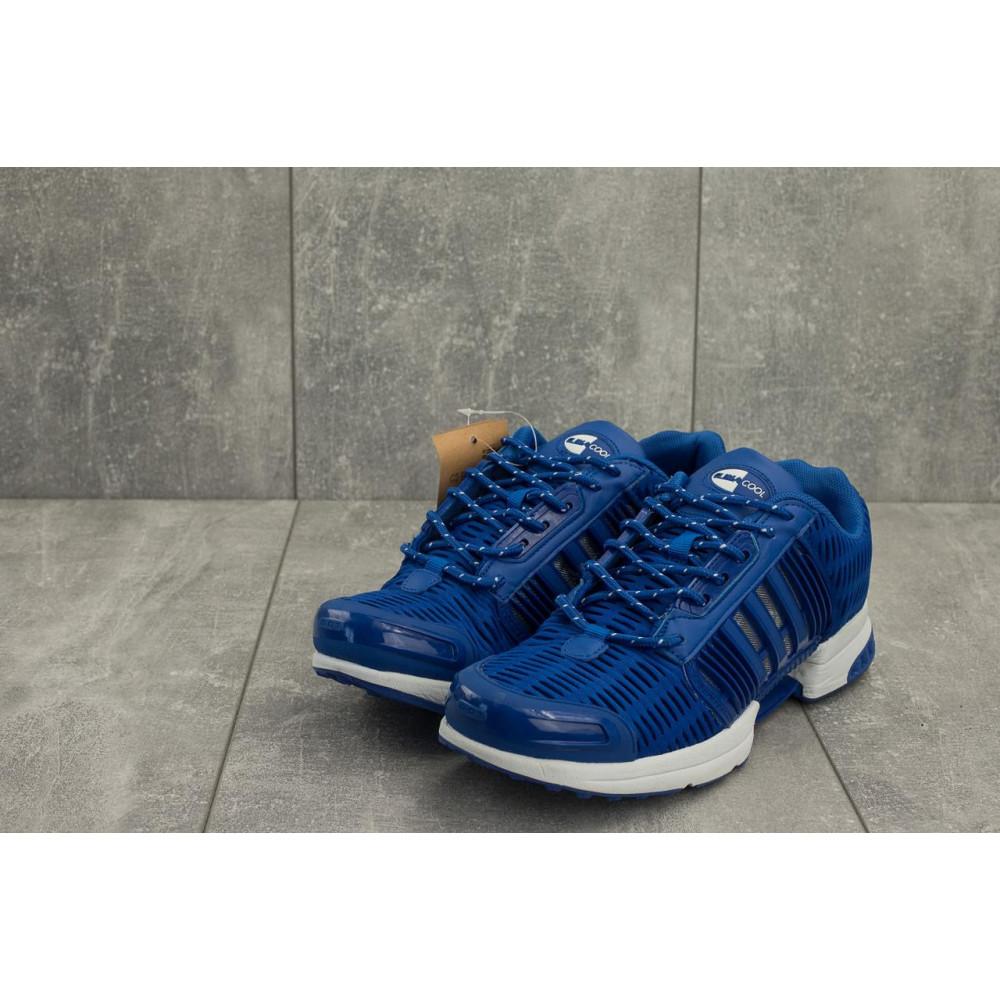 Демисезонные кроссовки мужские   - Мужские кроссовки текстильные весна/осень синие Ditof A 1094 -10 1