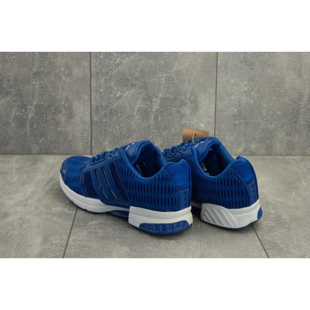 Демисезонные кроссовки мужские   - Мужские кроссовки текстильные весна/осень синие Ditof A 1094 -10 3