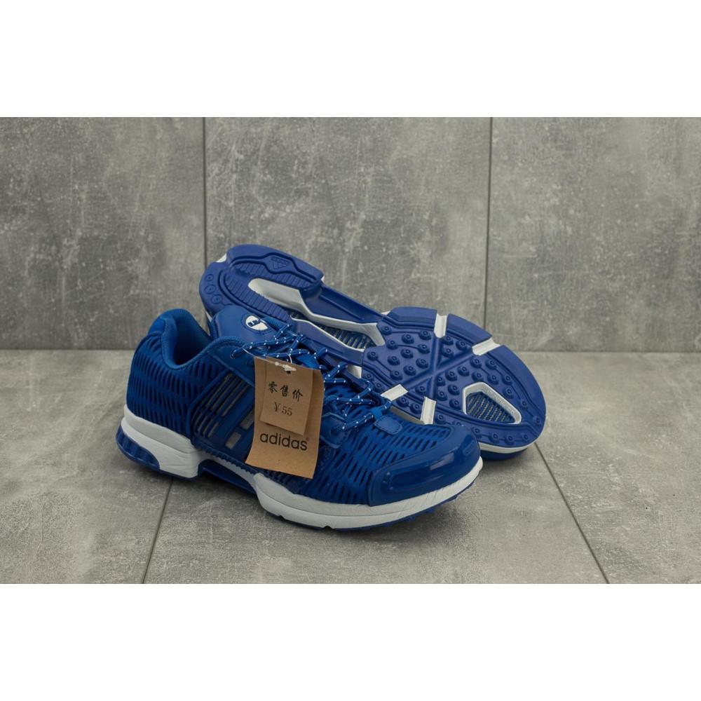 Демисезонные кроссовки мужские   - Мужские кроссовки текстильные весна/осень синие Ditof A 1094 -10 4