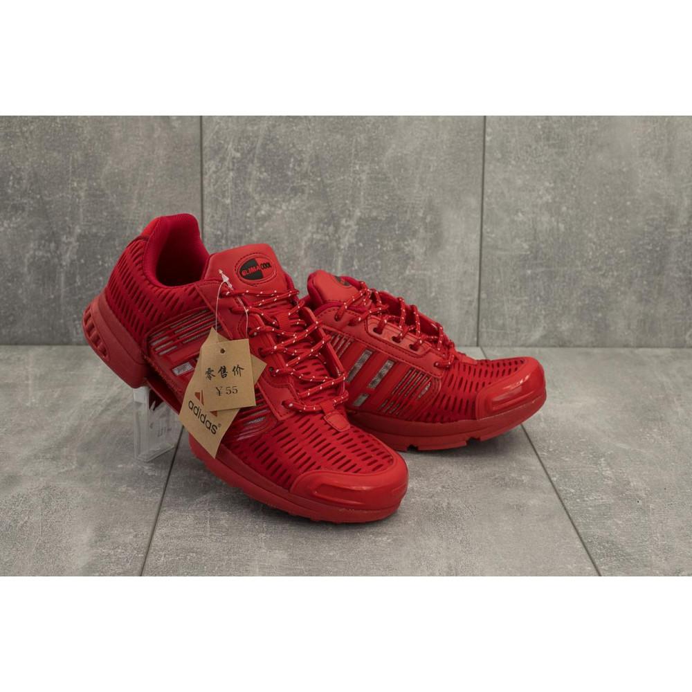 Демисезонные кроссовки мужские   - Мужские кроссовки текстильные весна/осень красные Ditof A 1094 -6