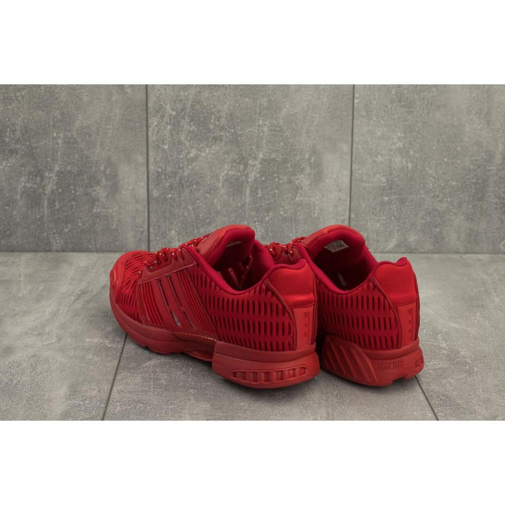 Демисезонные кроссовки мужские   - Мужские кроссовки текстильные весна/осень красные Ditof A 1094 -6 2