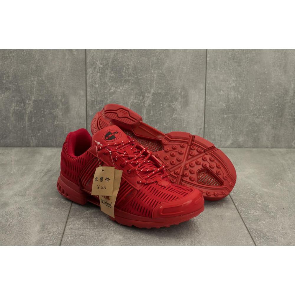 Демисезонные кроссовки мужские   - Мужские кроссовки текстильные весна/осень красные Ditof A 1094 -6 1