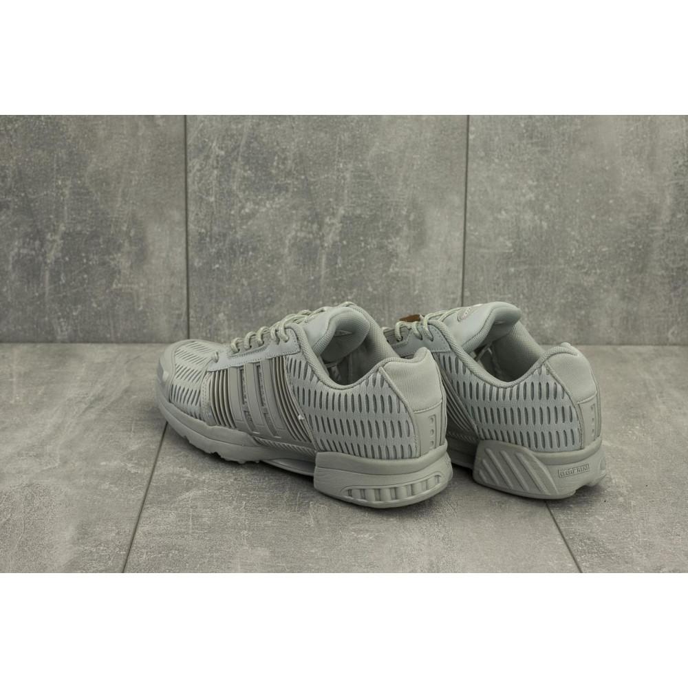 Демисезонные кроссовки мужские   - Мужские кроссовки текстильные весна/осень серые Ditof A 1094 -9 2
