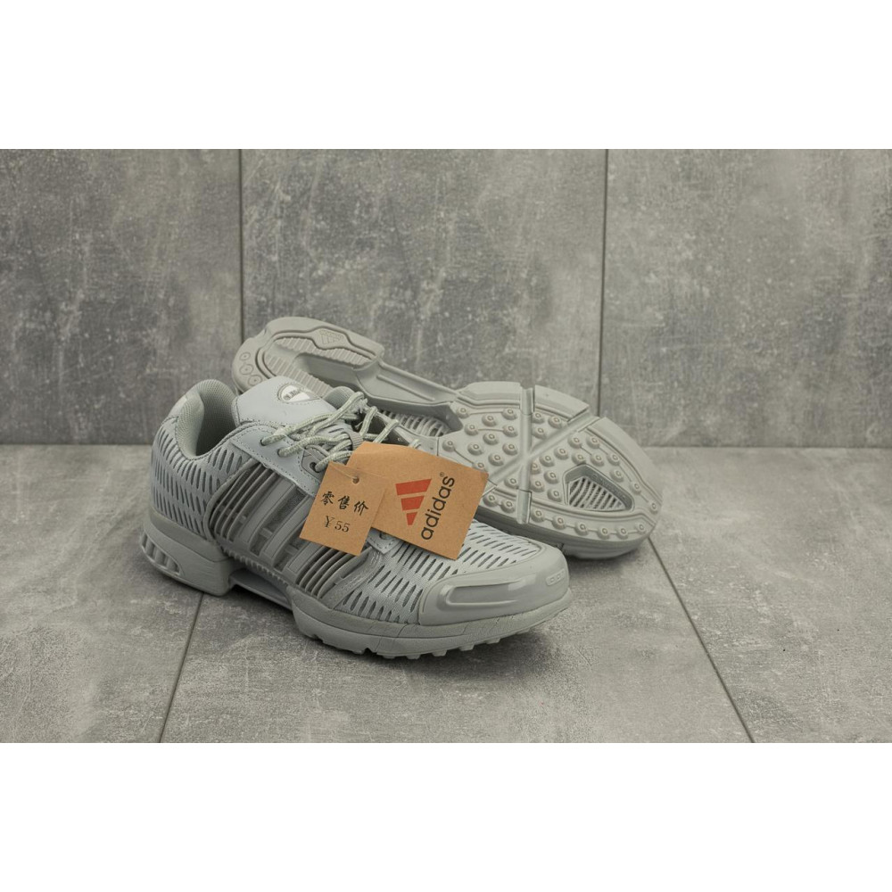 Демисезонные кроссовки мужские   - Мужские кроссовки текстильные весна/осень серые Ditof A 1094 -9 1