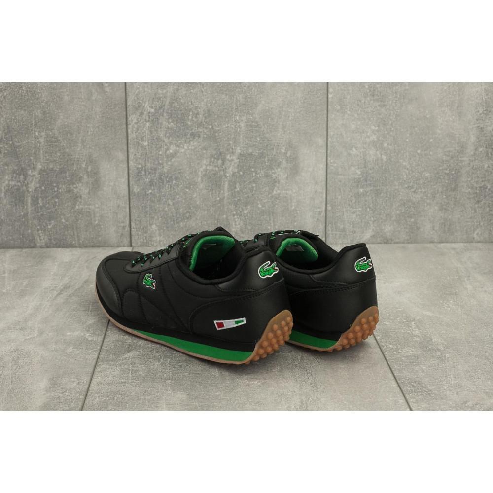 Демисезонные кроссовки мужские   - Мужские кроссовки текстильные весна/осень черные Ditof A 1084 -2 3