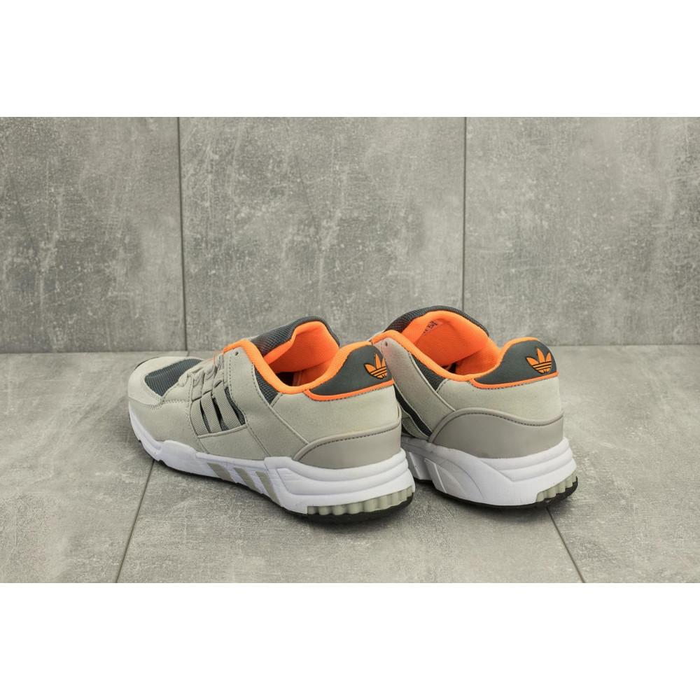 Классические кроссовки мужские - Мужские кроссовки искусственная замша весна/осень серые Ditof A 177 -21 2