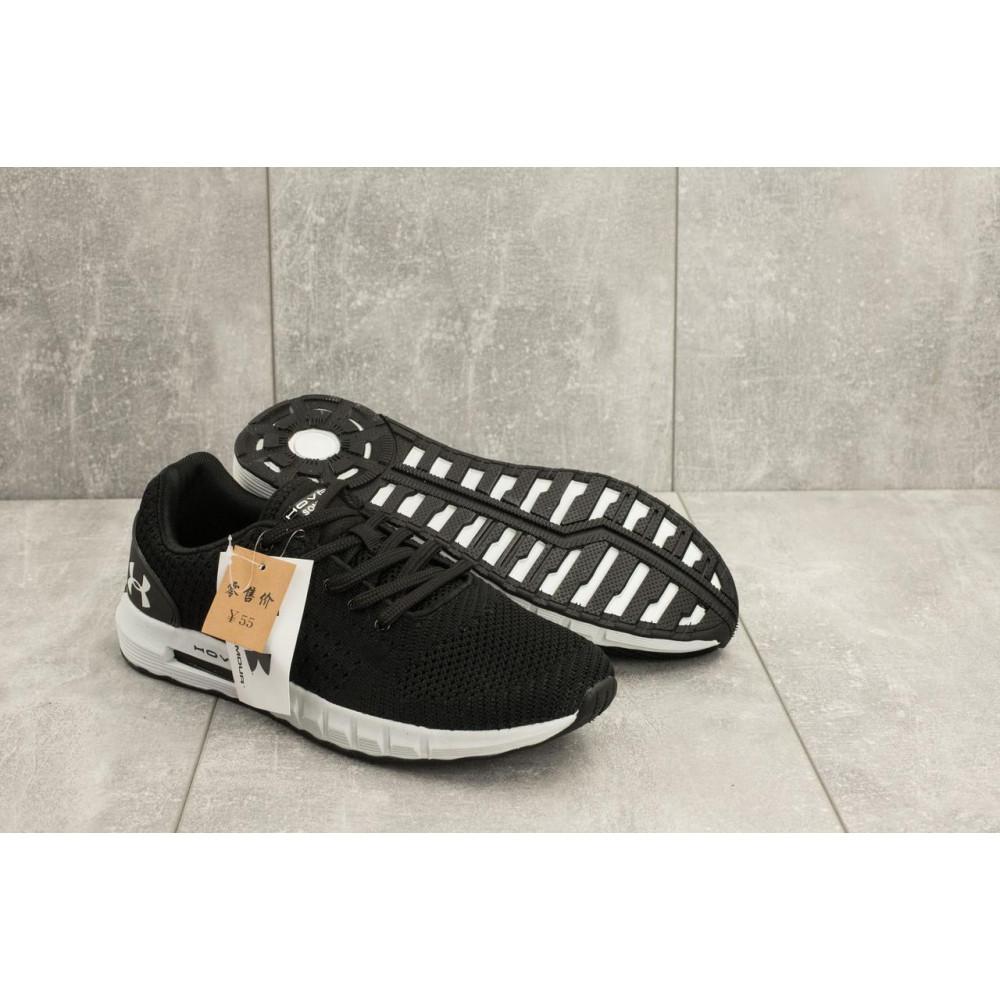 Демисезонные кроссовки мужские   - Мужские кроссовки текстильные весна/осень черные Ditof A 1076 -1 1
