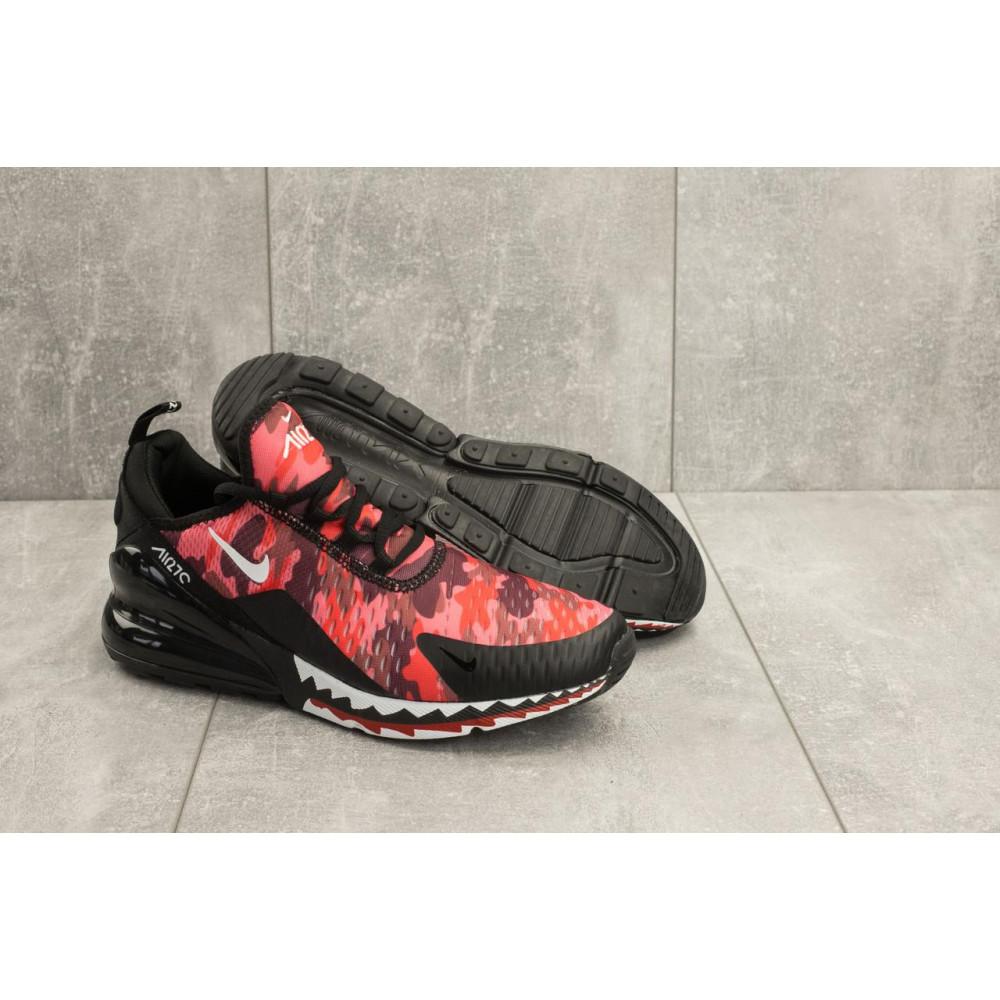 Демисезонные кроссовки мужские   - Мужские кроссовки текстильные весна/осень красные-черные Baas А 358 -51 1