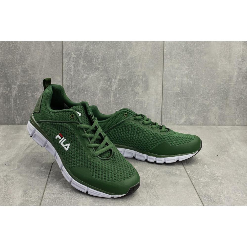 Летние кроссовки мужские - Мужские кроссовки текстильные летние зеленые Classica G 5104 -2