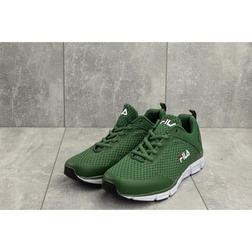 Летние кроссовки мужские - Мужские кроссовки текстильные летние зеленые Classica G 5104 -2 3