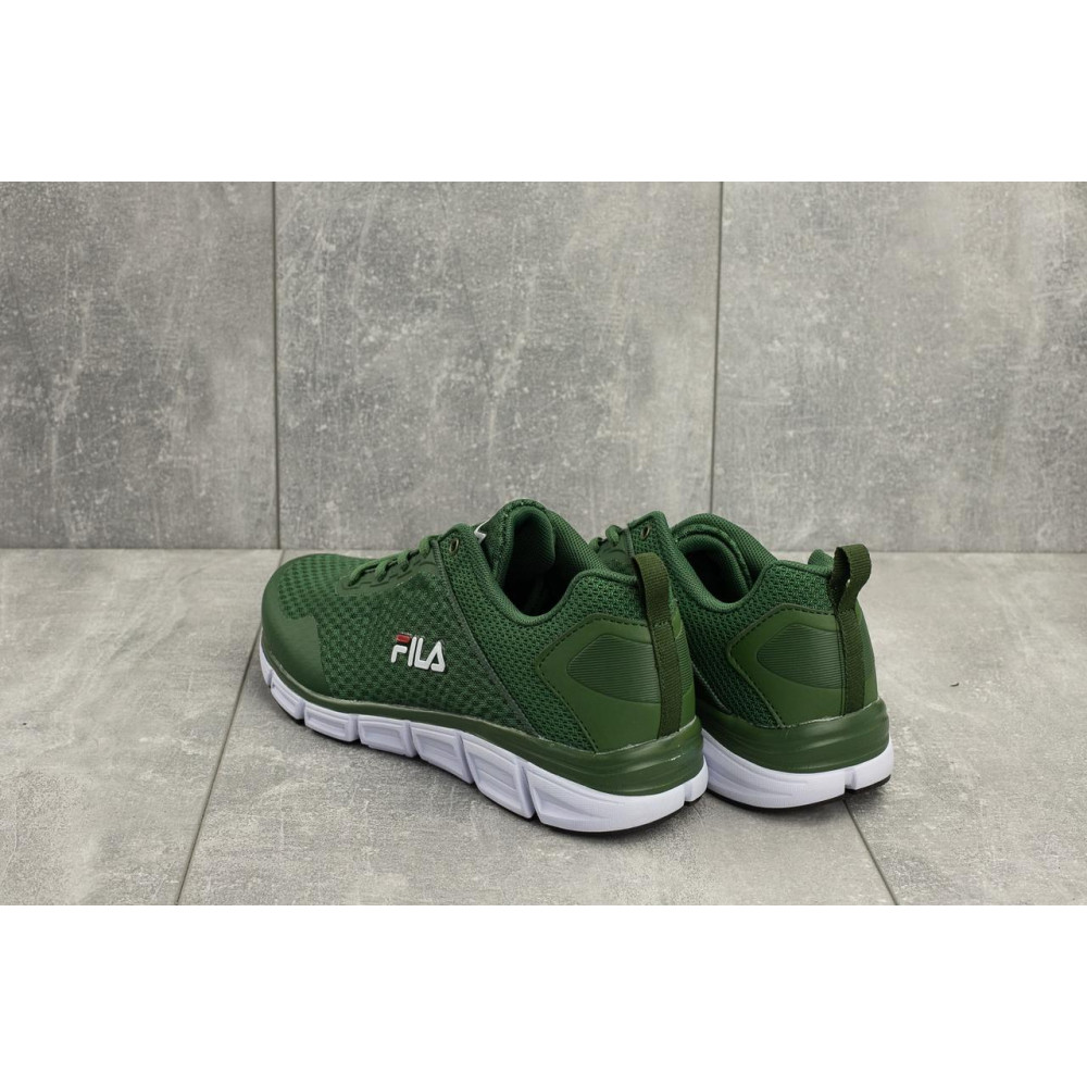Летние кроссовки мужские - Мужские кроссовки текстильные летние зеленые Classica G 5104 -2 2