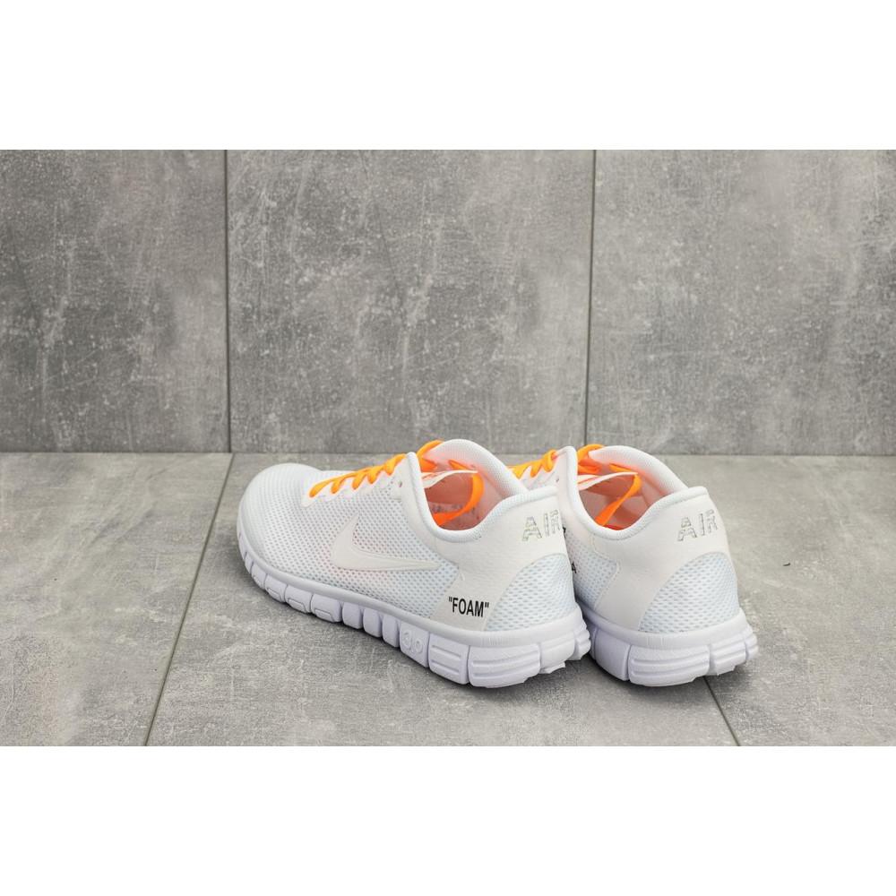 Летние кроссовки мужские - Мужские кроссовки текстильные летние белые Classica G 5122 -1 2