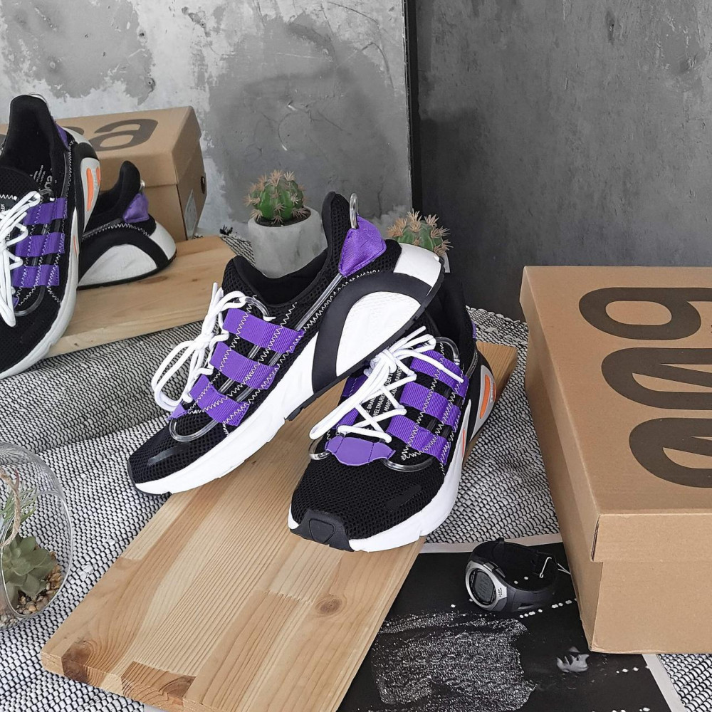 Летние кроссовки мужские - Мужские летние кроссовки Adidas Yeezy 600 Lexicon Black Blue 3