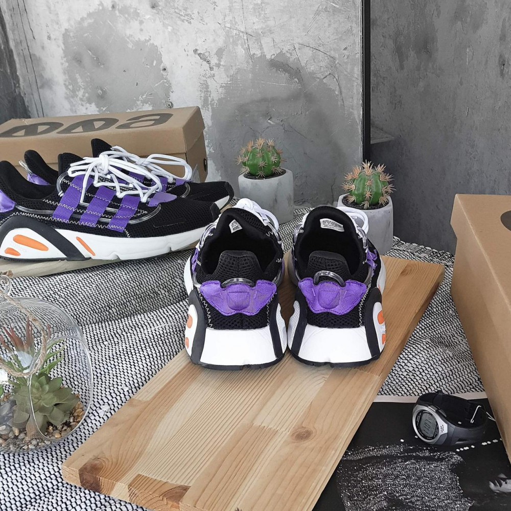 Летние кроссовки мужские - Мужские летние кроссовки Adidas Yeezy 600 Lexicon Black Blue 2