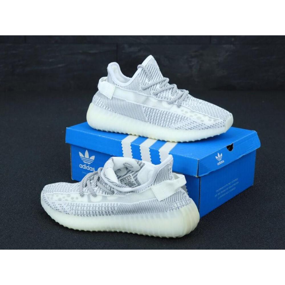 Летние кроссовки мужские - Кроссовки Adidas Yeezy 350 V2 Reflective 7