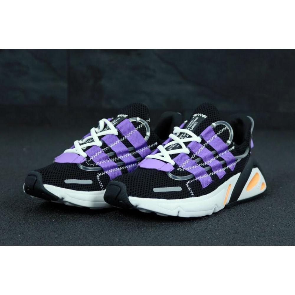 Летние кроссовки мужские - Мужские летние кроссовки Adidas Yeezy 600 Lexicon Black Blue 8