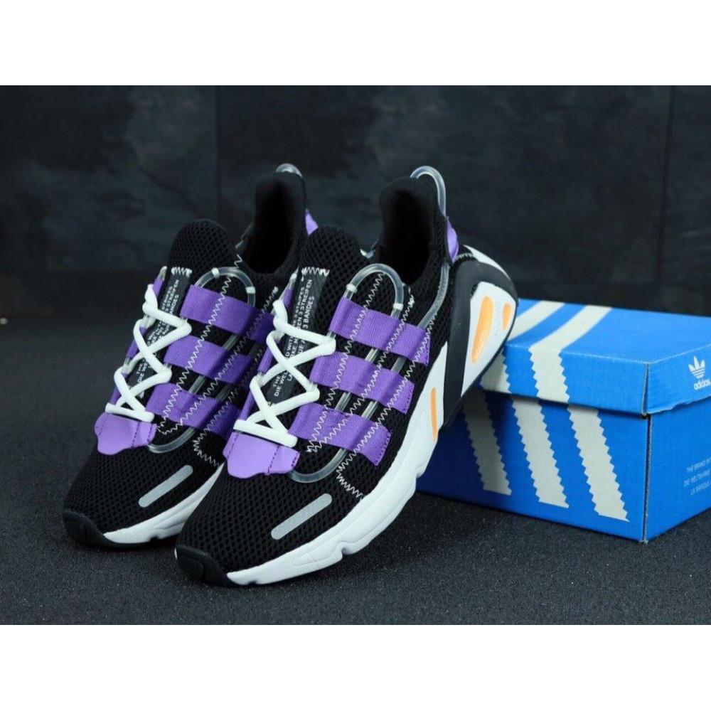 Летние кроссовки мужские - Мужские летние кроссовки Adidas Yeezy 600 Lexicon Black Blue