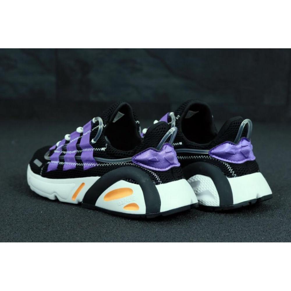 Летние кроссовки мужские - Мужские летние кроссовки Adidas Yeezy 600 Lexicon Black Blue 6
