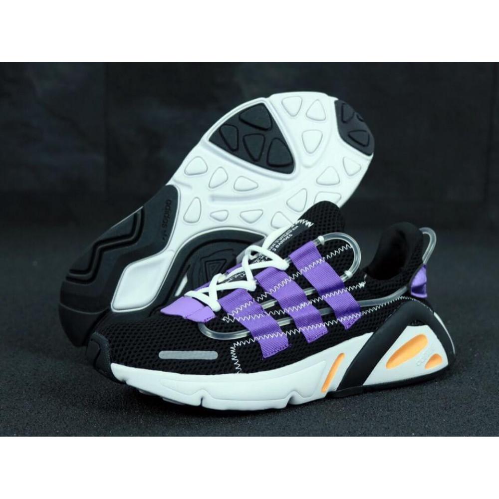 Летние кроссовки мужские - Мужские летние кроссовки Adidas Yeezy 600 Lexicon Black Blue 9