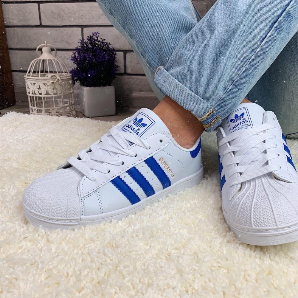 Женские кроссовки классические  - Кроссовки женские Adidas Superstar  00034 ⏩ [ 38 последний размер ] 3