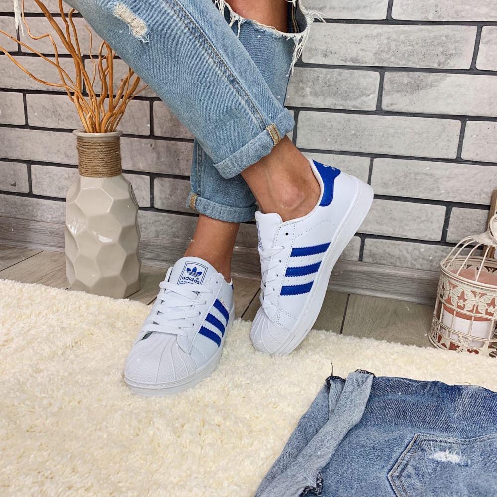 Женские кроссовки классические  - Кроссовки женские Adidas Superstar  00034 ⏩ [ 38 последний размер ] 4