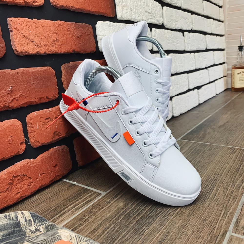 Летние кроссовки мужские - Кроссовки Мужские Nike Air x OFF-White  00072   ⏩ [40,41,43] 1