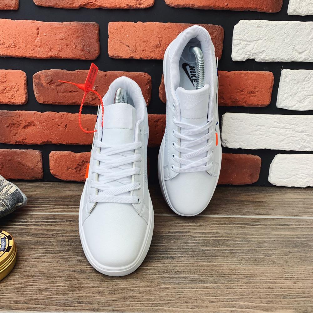 Летние кроссовки мужские - Кроссовки Мужские Nike Air x OFF-White  00072   ⏩ [40,41,43] 2