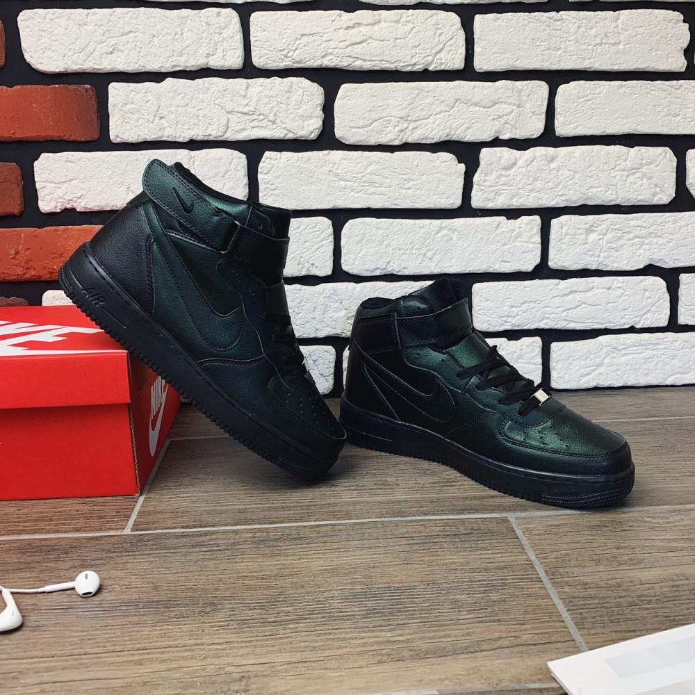 Демисезонные кроссовки мужские   - Кроссовки мужские Nike Air Force  00053 ⏩ [ 41.42.43 ] 6
