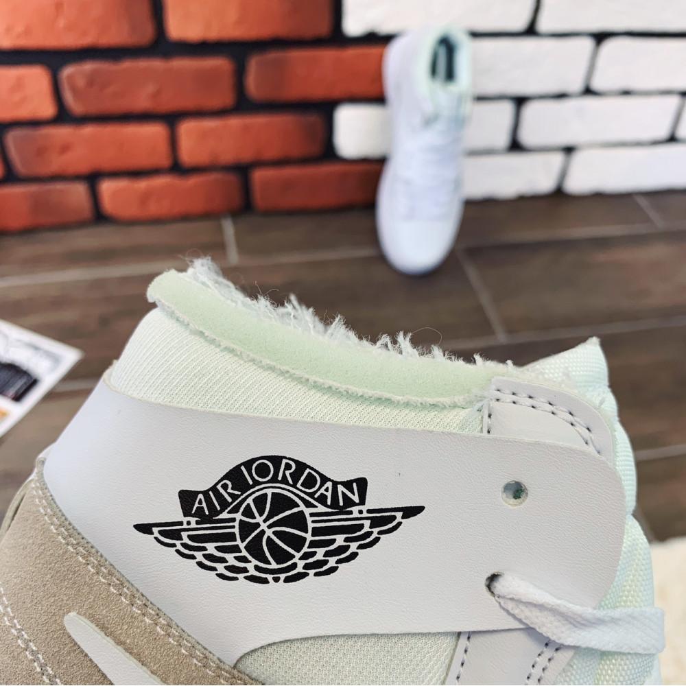Демисезонные кроссовки мужские   - Кроссовки мужские Nike Air Jordan x OFF-White  00039 ⏩ [ 40.41.42.43 ] 4