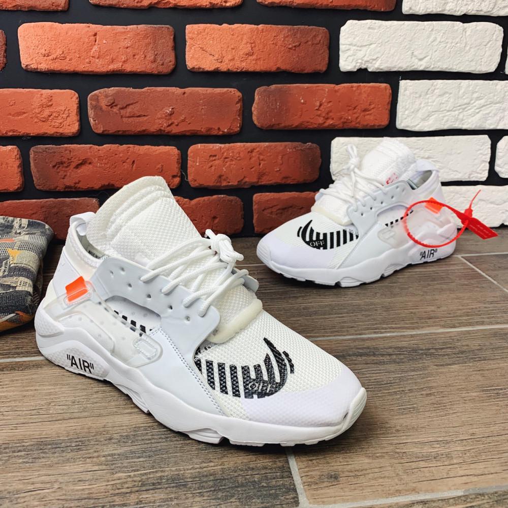 Демисезонные кроссовки мужские   - Кроссовки мужские Nike Huarache x OFF-White  00018 ⏩ [ 40,41,42 ] 6