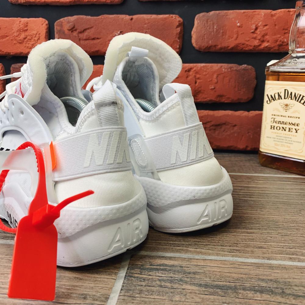 Демисезонные кроссовки мужские   - Кроссовки мужские Nike Huarache x OFF-White  00018 ⏩ [ 40,41,42 ] 5