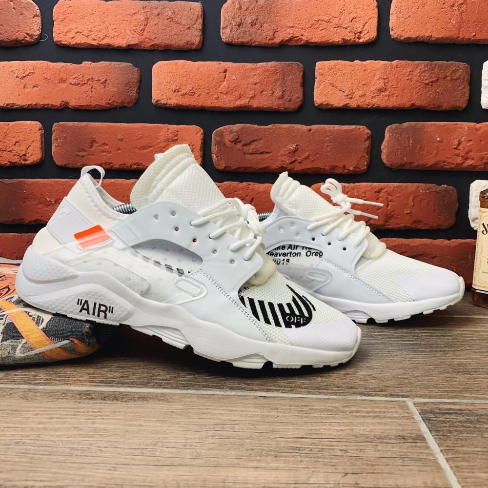 Демисезонные кроссовки мужские   - Кроссовки мужские Nike Huarache x OFF-White  00018 ⏩ [ 40,41,42 ] 2