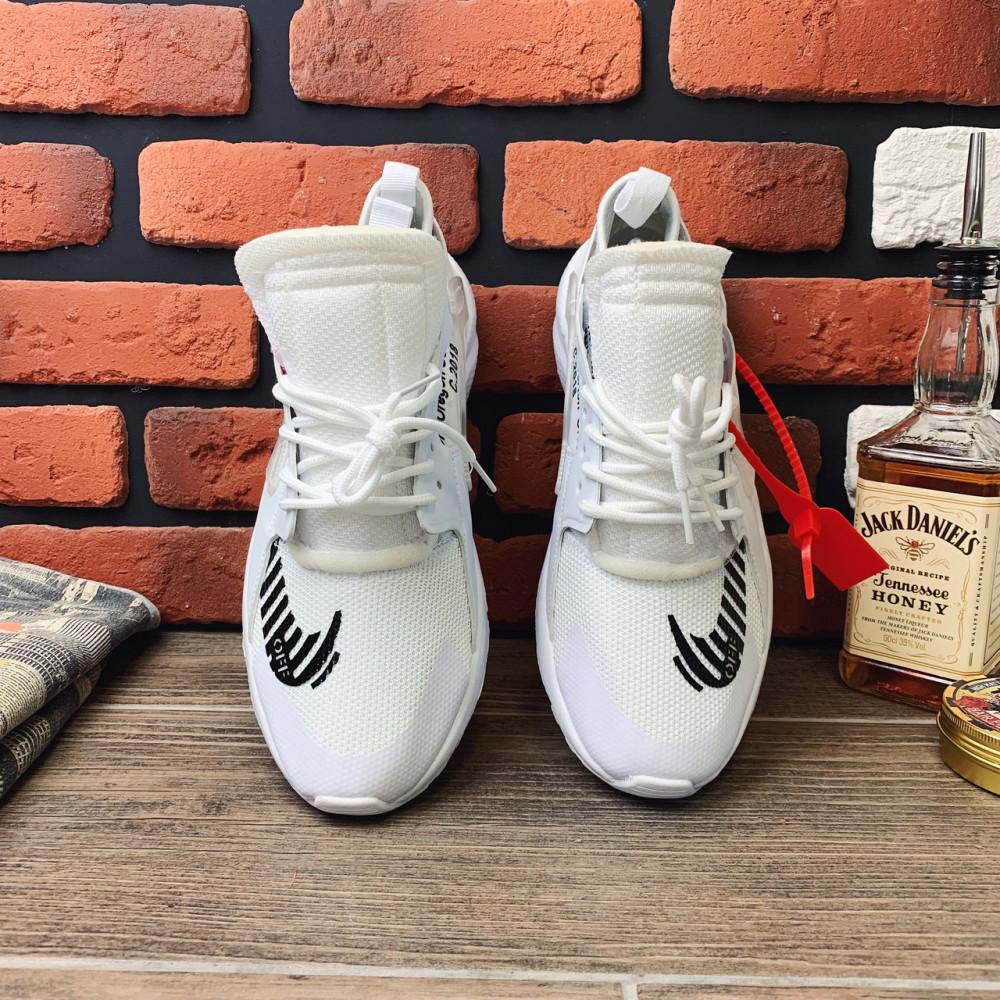 Демисезонные кроссовки мужские   - Кроссовки мужские Nike Huarache x OFF-White  00018 ⏩ [ 40,41,42 ] 3