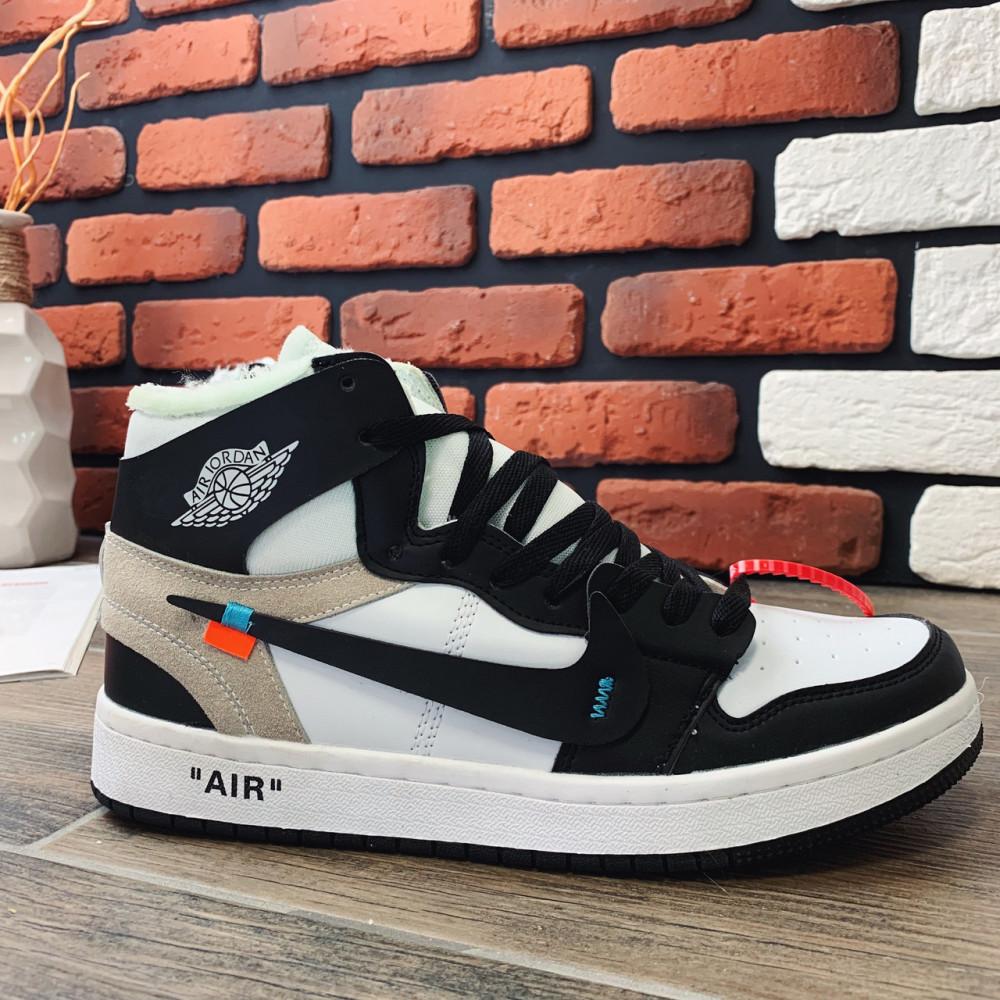Демисезонные кроссовки мужские   - Кроссовки мужские Nike Air Jordan  x OFF-White  00022 ⏩ [ 40,42] 6