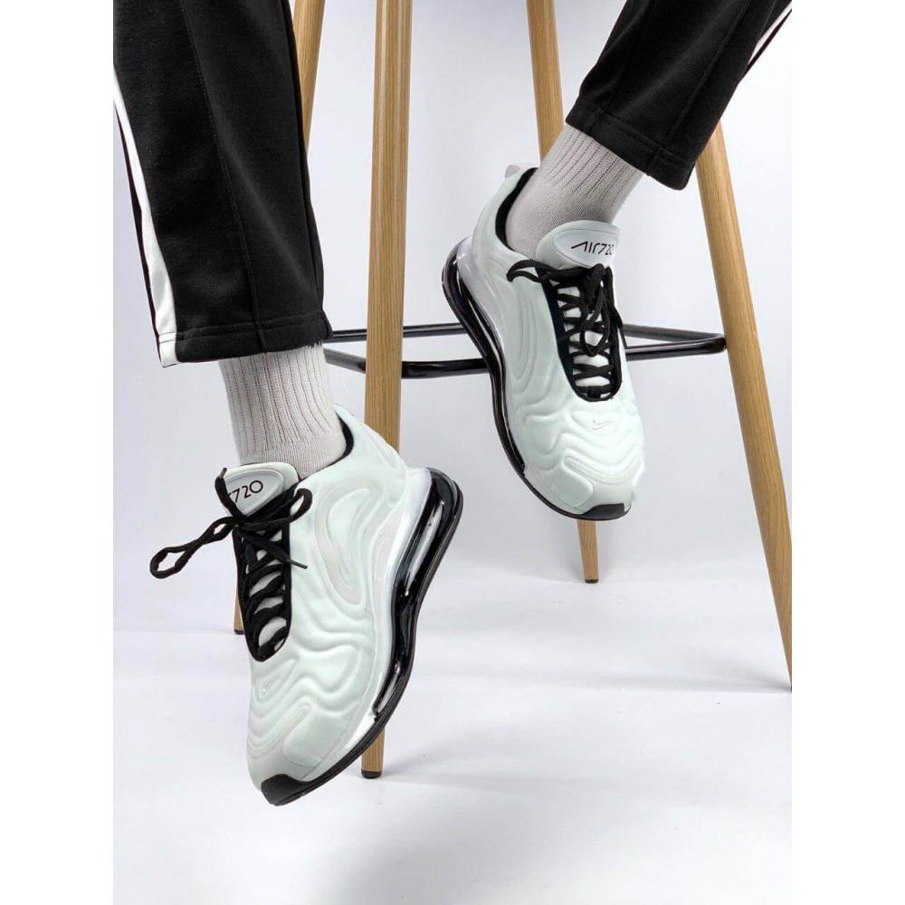 Мужские кроссовки Vibram - Мужские белые кроссовки на баллоне Найк Аир Макс 720 2