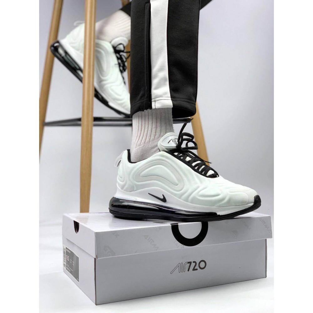 Мужские кроссовки Vibram - Мужские белые кроссовки на баллоне Найк Аир Макс 720