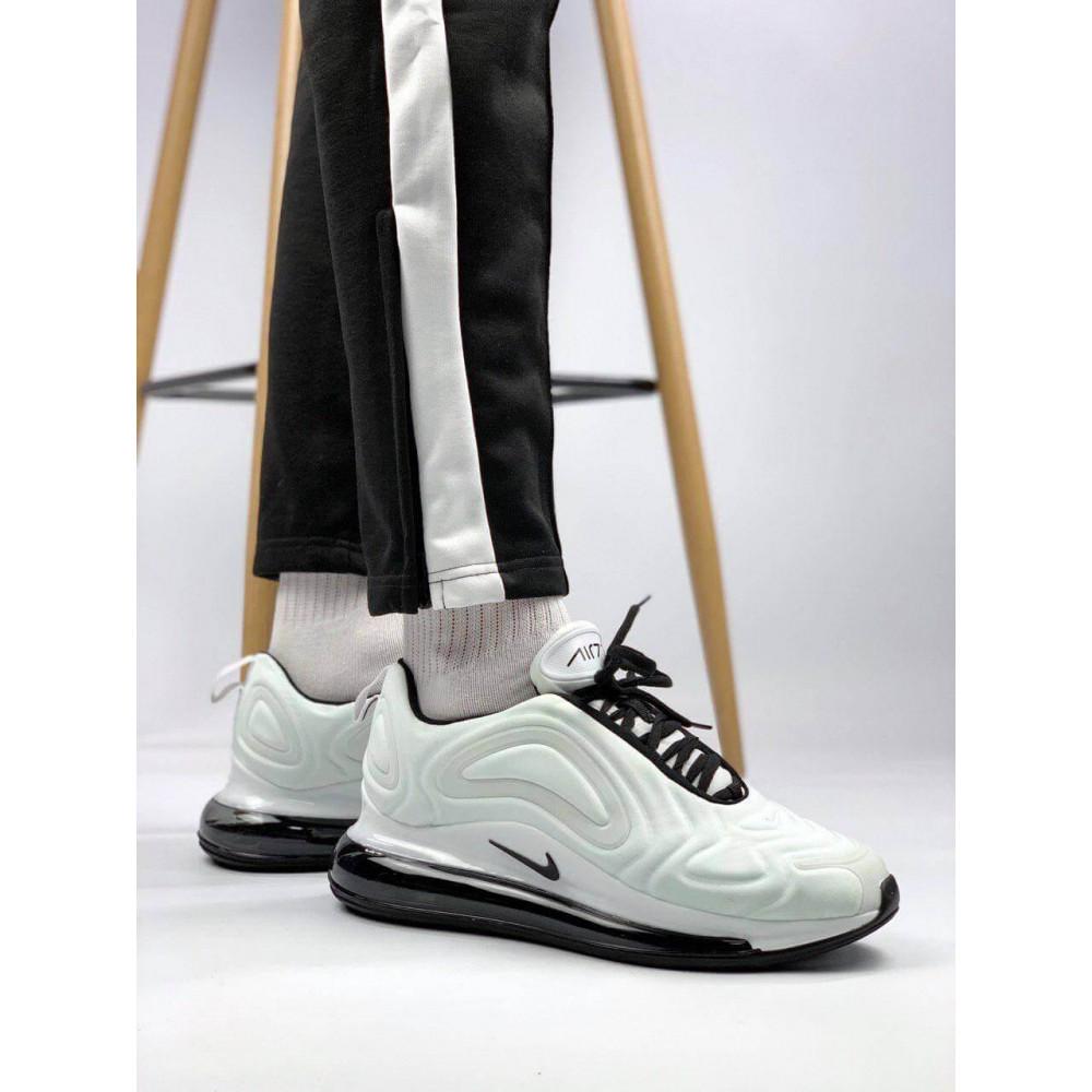 Мужские кроссовки Vibram - Мужские белые кроссовки на баллоне Найк Аир Макс 720 8