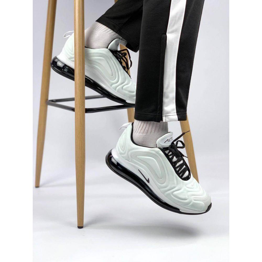 Мужские кроссовки Vibram - Мужские белые кроссовки на баллоне Найк Аир Макс 720 6
