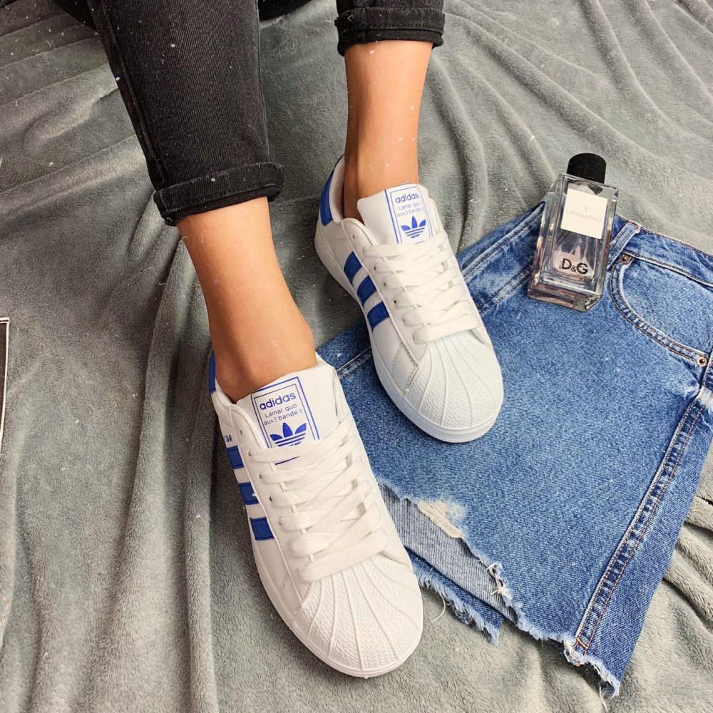 Женские кроссовки классические  - Кроссовки женские Adidas Superstar  3058 ⏩ [ 36.39 ] 1