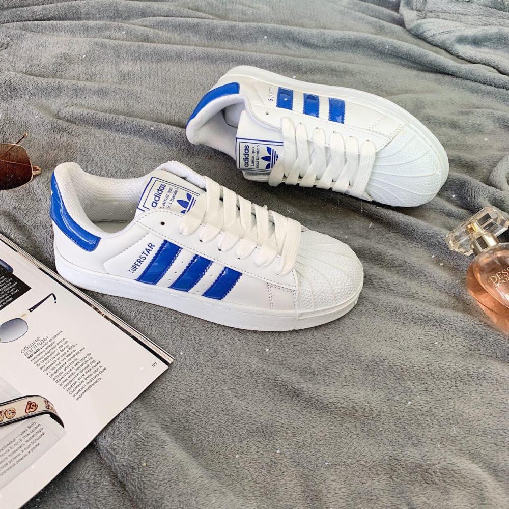 Женские кроссовки классические  - Кроссовки женские Adidas Superstar  3058 ⏩ [ 36.39 ]