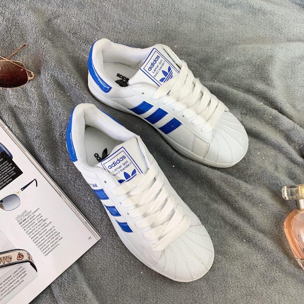 Женские кроссовки классические  - Кроссовки женские Adidas Superstar  3058 ⏩ [ 36.39 ] 5