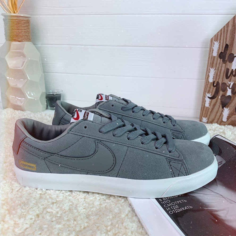 Женские кроссовки классические  - Кроссовки женские Nike SB  10012 ⏩ [ 40<<Последний размер>> ] 5